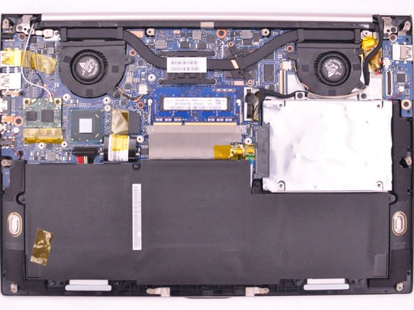 Asus Zenbook UX32VD Battery Replacement