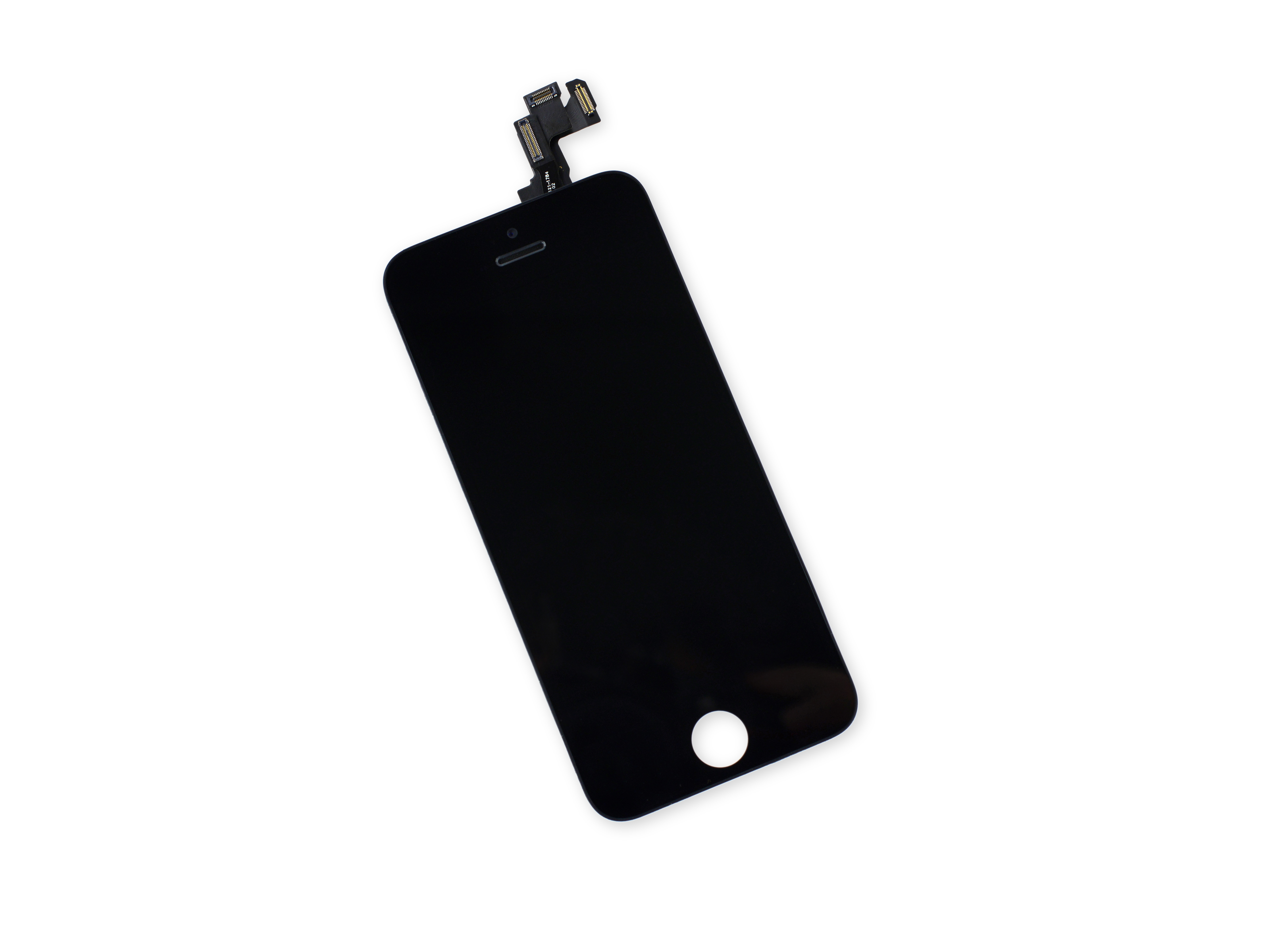 iphone 5c black screen fix iphone 5s display assembly replacement ifixit repair guide 17417