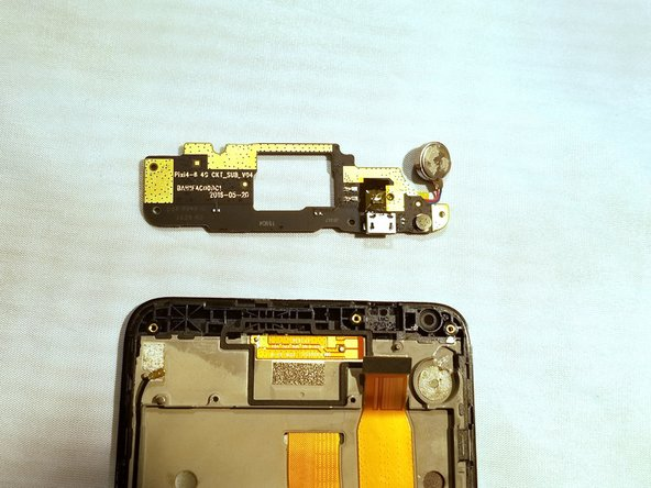 Alcatel Pixi Theatre USB Charging Port Replacement