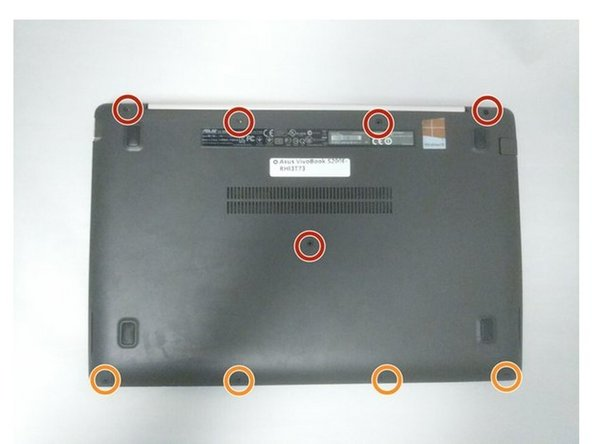 Asus VivoBook S200E-RHI3T73 DC Jack Replacement