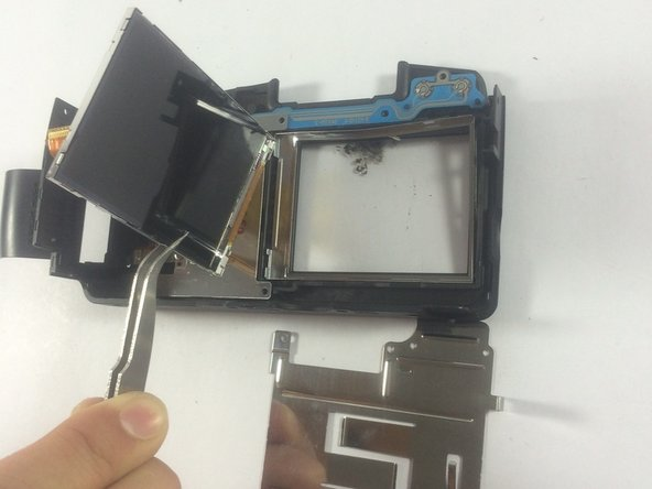 Canon EOS Rebel XS LCD Replacement