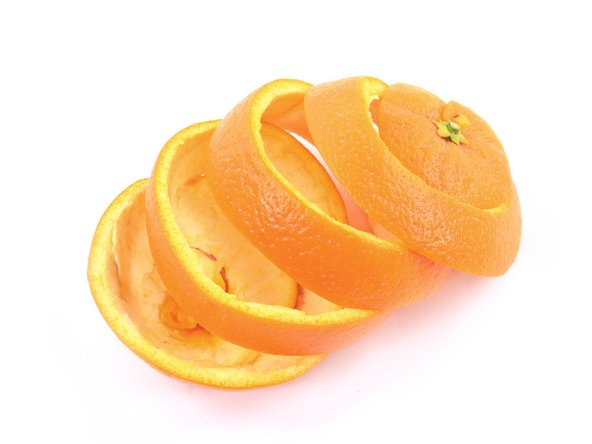 Oranges and other citrus fruits are of the order Hesperidium—a kind of berry with a tough, leathery rind.