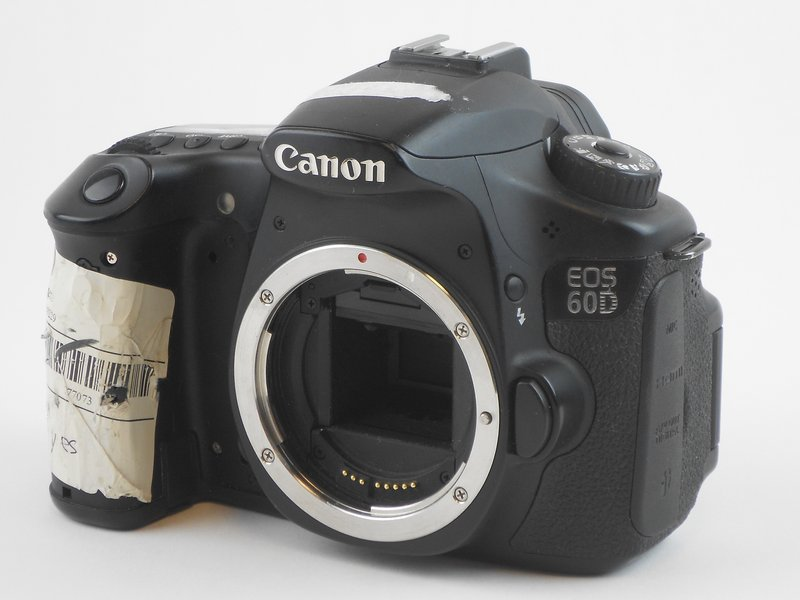 canon eos 60d repair ifixit rh ifixit com canon 60d owners manual pdf canon 60d instruction manual