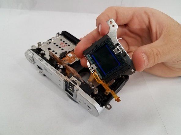 Samsung NX500 Image Sensor Replacement