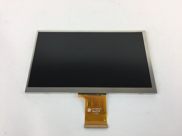 Lorex LW2742 LCD Display Replacement