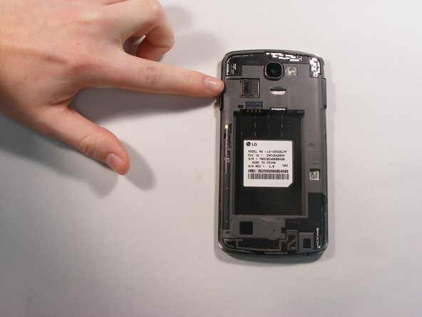 LG Optimus Zone 3 Micro SD Card Replacement