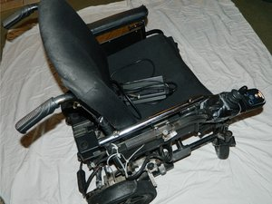Battery to Electric Wheelchair