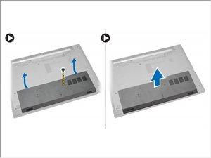 Panel de acceso