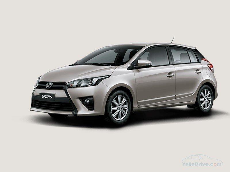 Toyota Yaris Repair