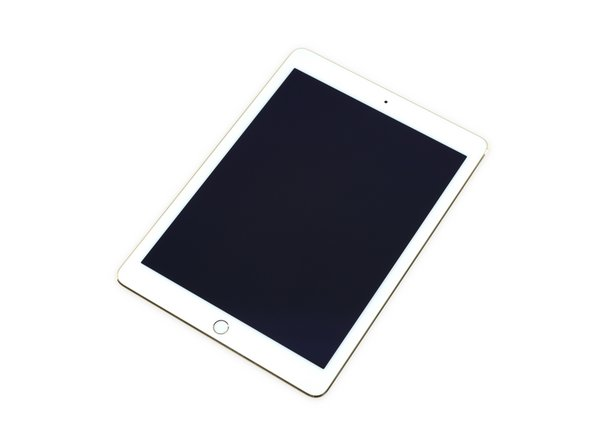 "Fully laminated, 9.7"" IPS Multi-Touch LCD with a 2,048 x 1,536 resolution at 264 ppi and antireflective coating"