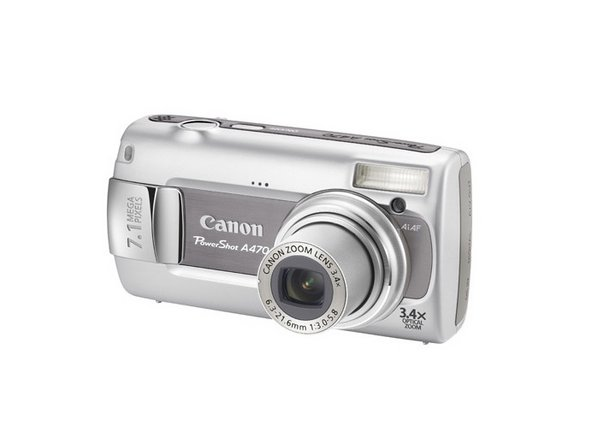 solved many line images why canon powershot a470 ifixit rh ifixit com
