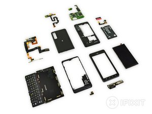 Motorola Droid 3 Teardown