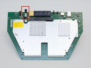 D-Link DIR-890L Power Switch Replacement