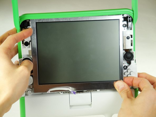 OLPC XO-4 Touch Screen Replacement