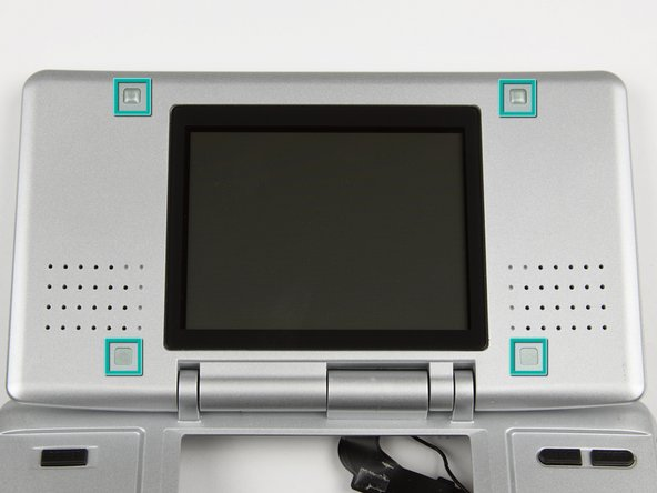 Nintendo DS Upper LCD Screen Replacement