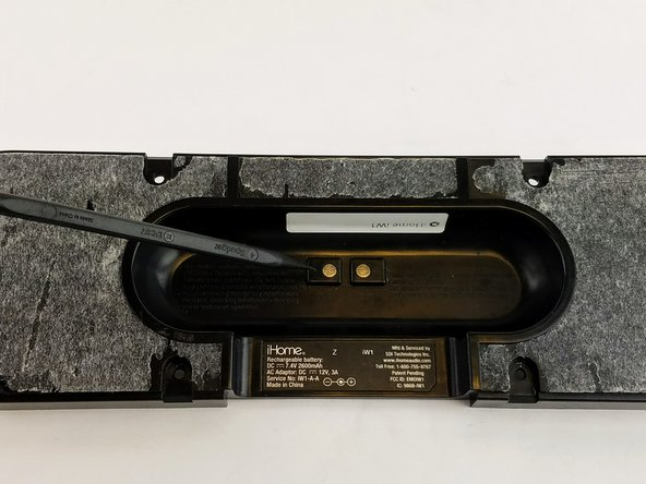 iHome iW1 Speaker Charging Nodes Replacement