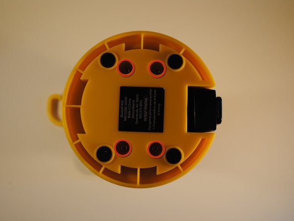 SolaDyne LED Lantern Main Power Board Replacement