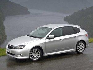 2007-2011 Subaru Impreza