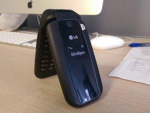 LG 440G Repair
