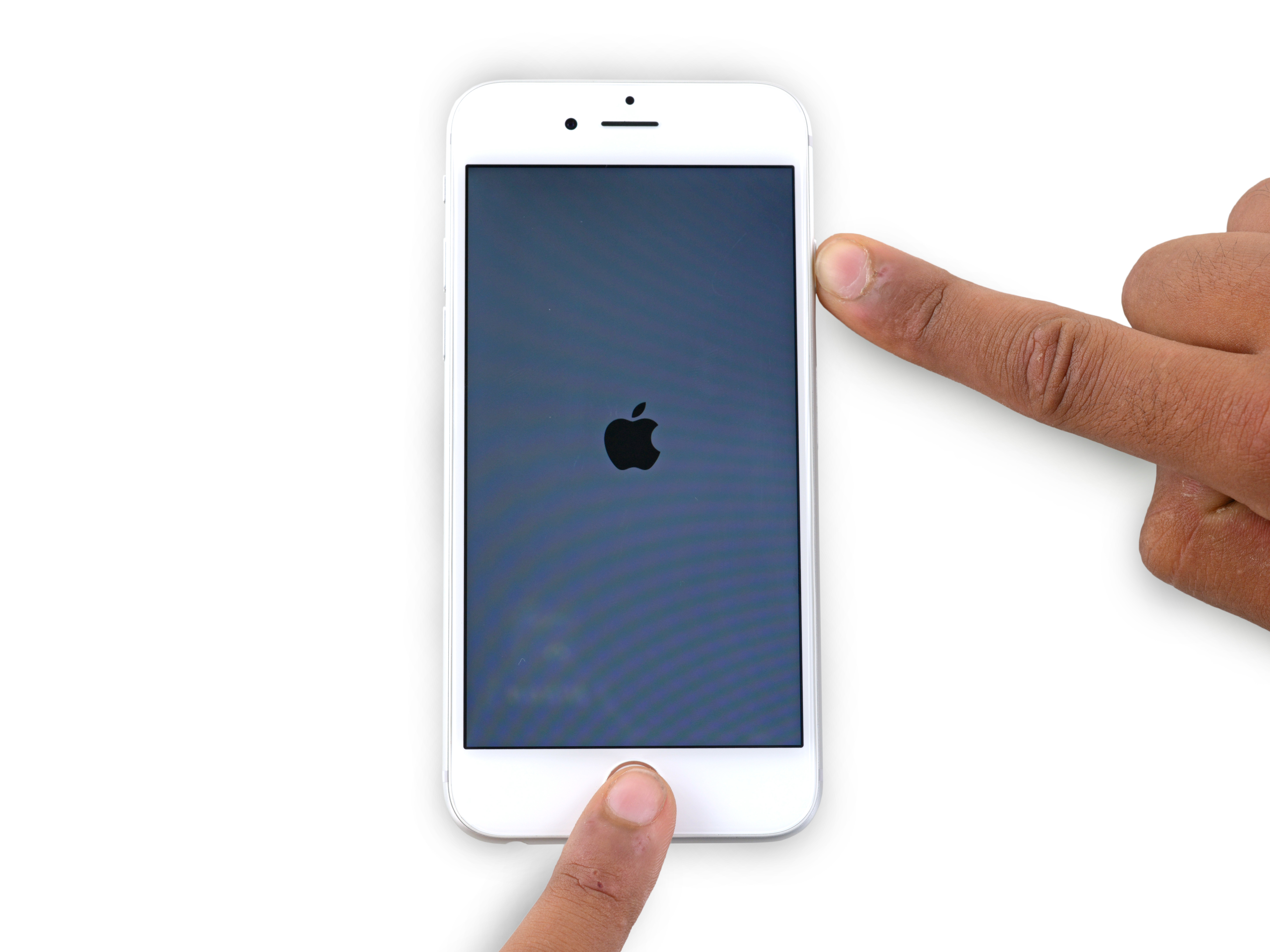 How to reboot the iPhone