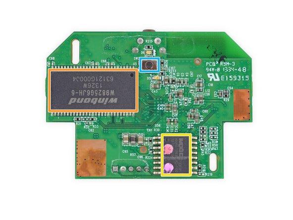 Ralink RT5350 Wi-Fi SoC