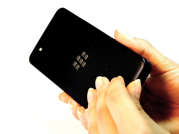 BlackBerry Z10 Battery Replacement