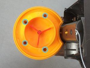 Air Cylinder Motor
