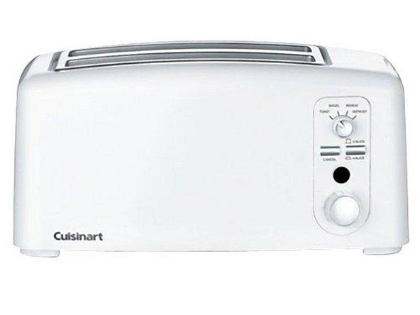Cuisinart 4 Slice Tandem Toaster Teardown iFixit