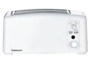 Cuisinart 4-Slice Tandem Toaster Teardown