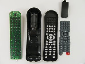HEC Remote Control Teardown
