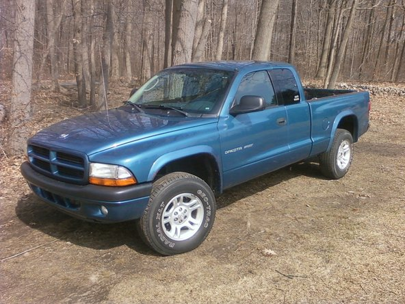 19972004    Dodge    Dakota Repair  1997  1998  1999  2000