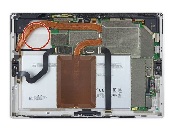 Internals of the Microsoft Surface Pro 4