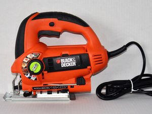 Black and Decker JS660 Troubleshooting