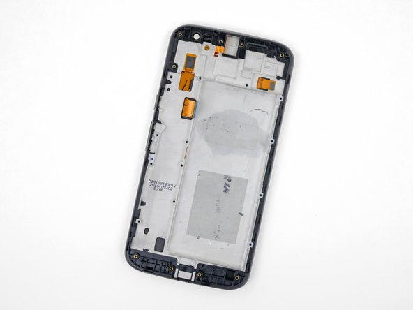 Moto G4 LCD Screen and Digitizer Assembly Replacement