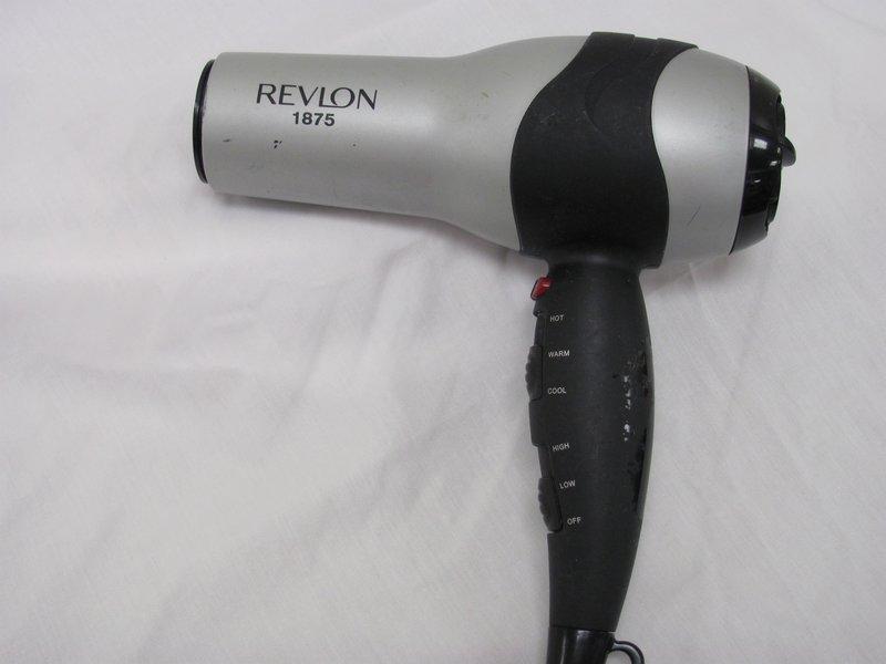 Revlon 473 1875W Hairdryer Troubleshooting - iFixit