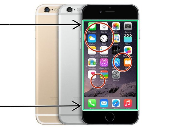 How to repair touch [hardware issue] iPhone 6