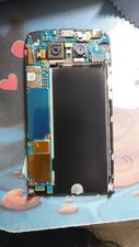 Repairing & cleaning a water damaged LG G5 (Backlight not
