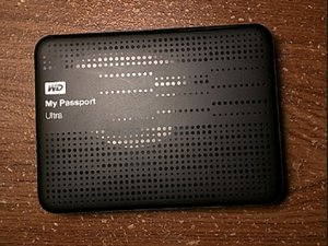 Western Digital My Passport Ultra 2TB Repair