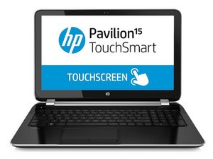 HP Pavilion TouchSmart 15 Repair