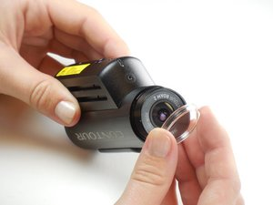 Rotating Lens