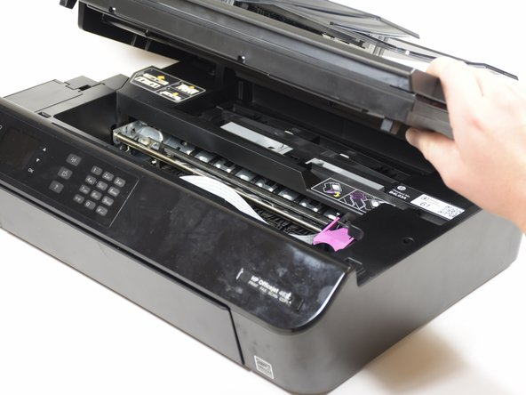 HP Officejet 4630 Power Supply Replacement - iFixit Repair Guide
