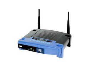 Linksys WAP54g Repair