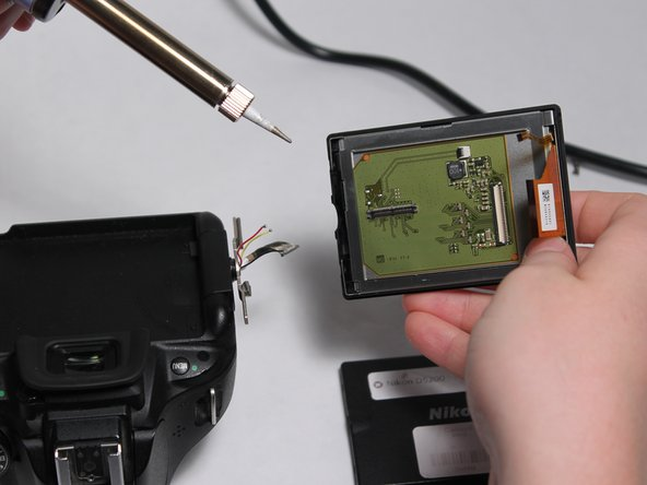 Image 2/2: Soldering irons become very hot when in use. Take all necessary precautions to avoid injury.