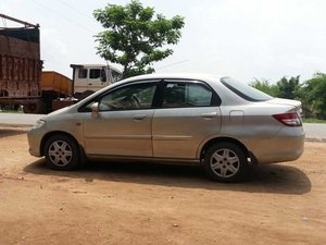 Honda City Repair