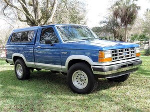 1989-1992 Ford Ranger Repair