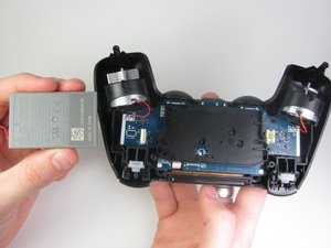 DualShock 4 Battery Replacement