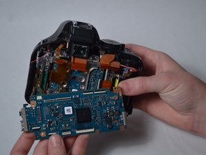Motherboard, or Camera Back