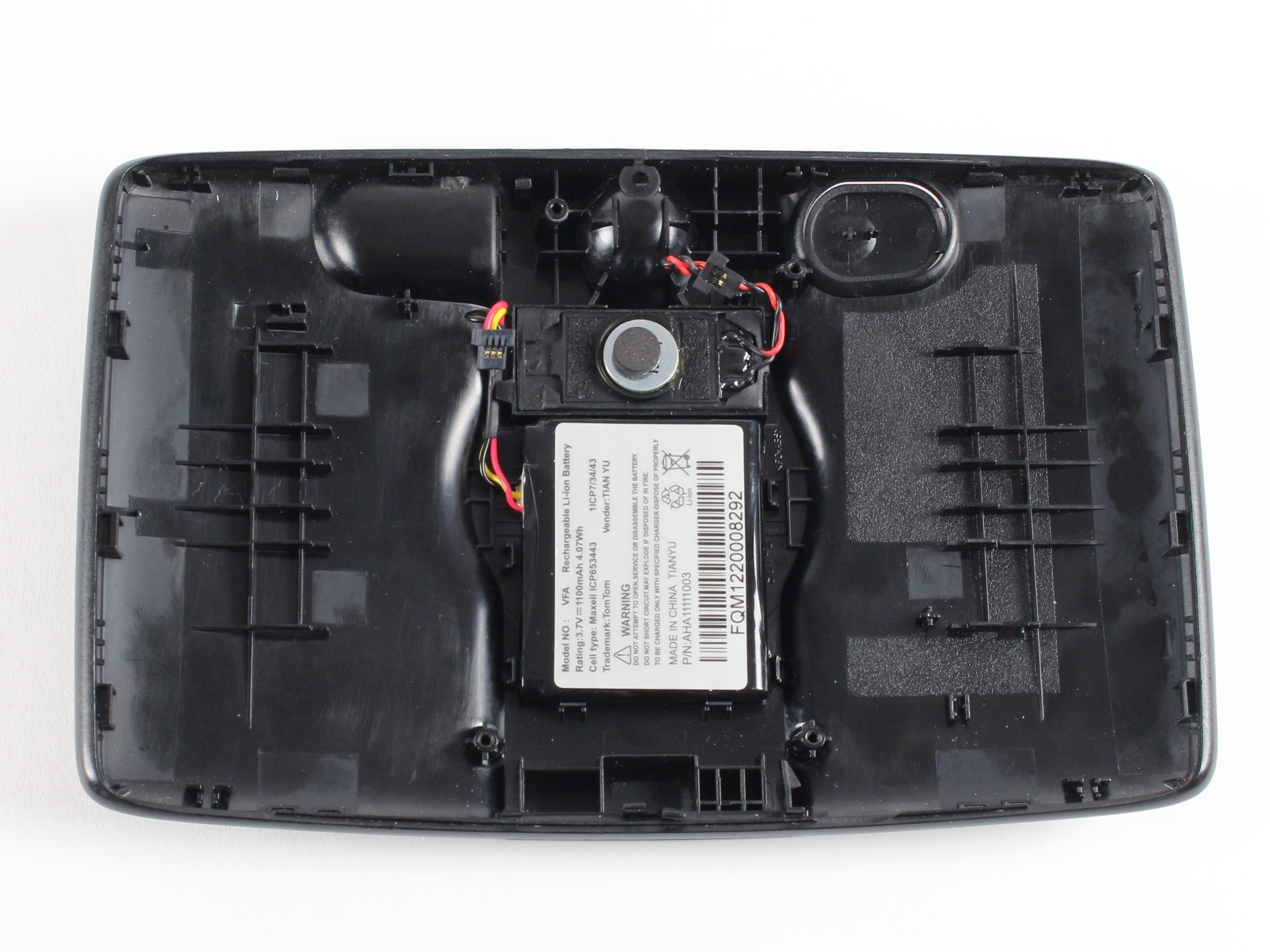Tomtom Via 1530 Tm Battery Replacement Tutoriel De Rparation Ifixit Short Circuit No Disassemble