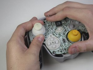 Nintendo WaveBird Wireless Controller Joystick Replacement