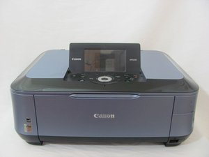 Canon PIXMA MP620B Troubleshooting
